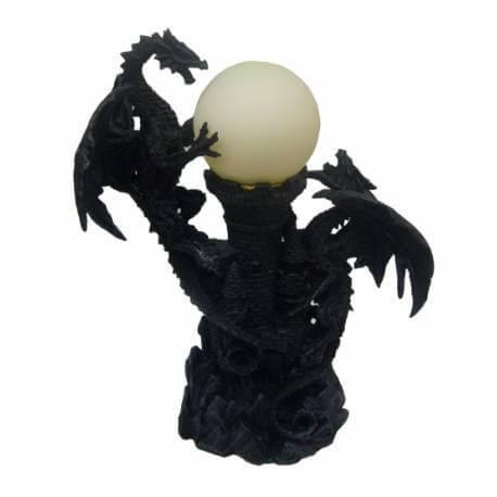 figurine DRAGON LUMINEUX- figurines dtagons