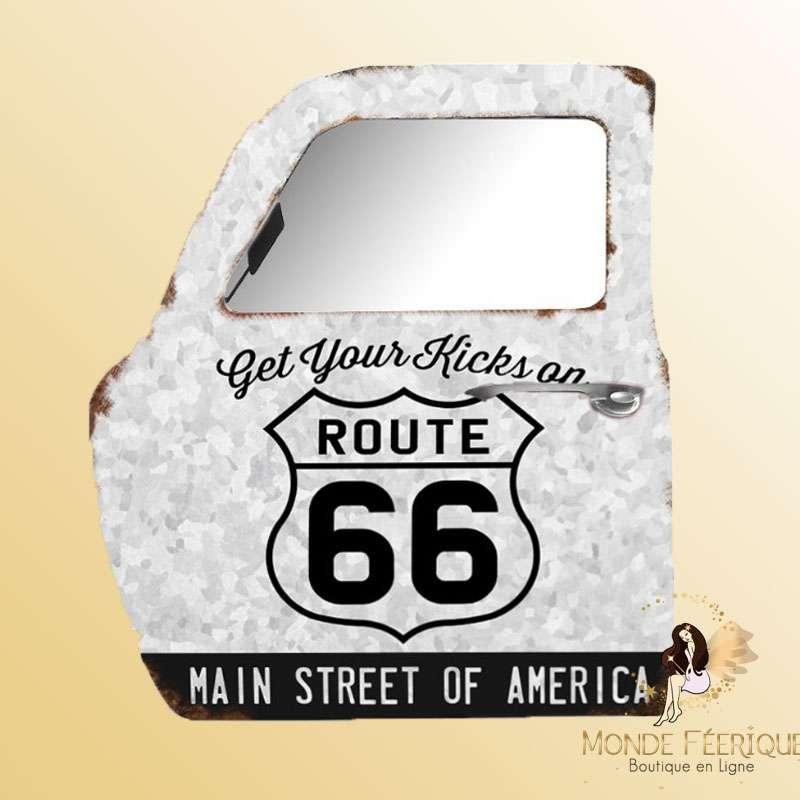 Portiere Vintage USA Décoration Route66