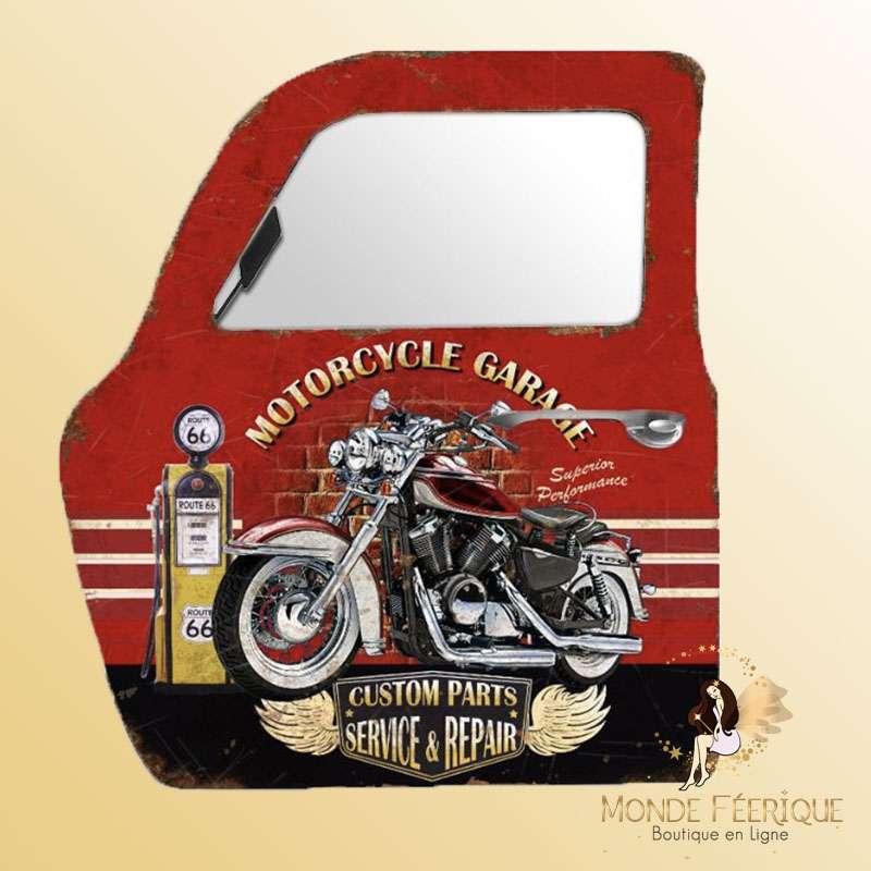 Portiere Déco Vintage Motos