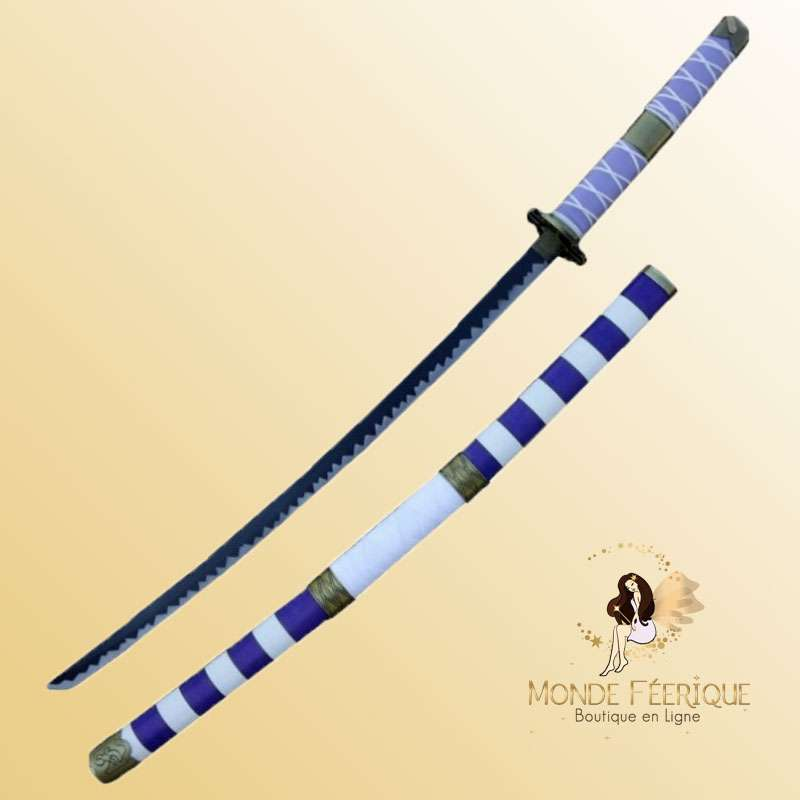 Epée Zorro Nouvelle Bleu -- 104cm