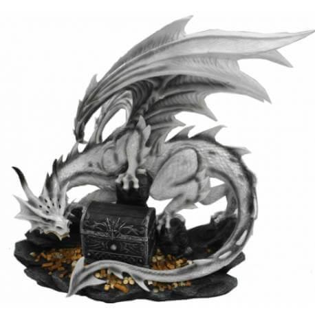 statuette dragon geant