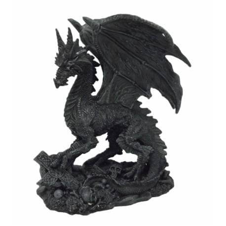 FIGURINE DRAGON ENFER