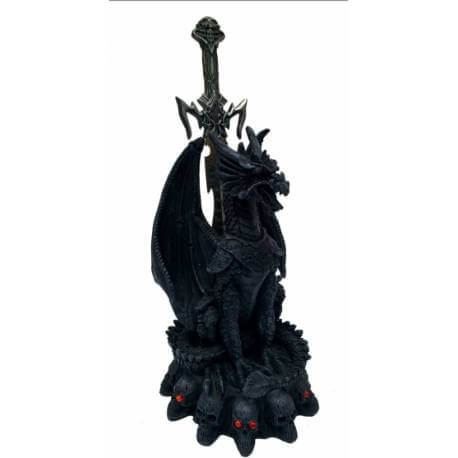 FIGURINE DRAGON MALEFICE