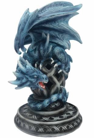 Figurine Dragon des Forces 23cm