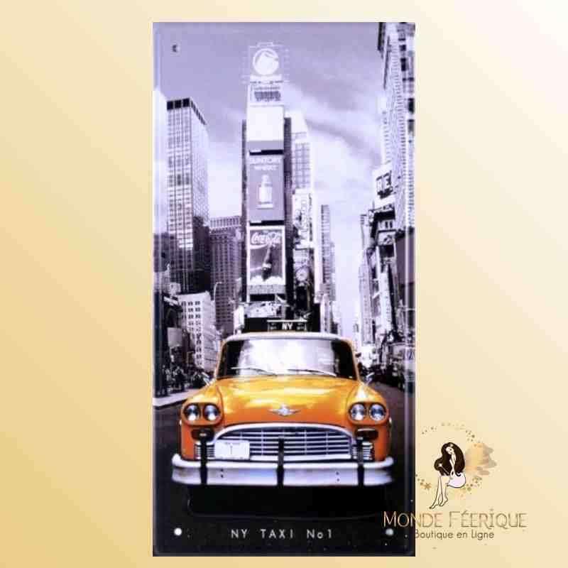 Plaque Déco Vintage Time Square NYC