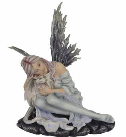 Figurine Fée du Réconfort -- 31cm