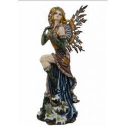 GRANDE FIGURINE FEE BLONDE