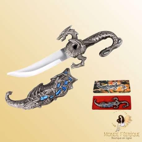 dague couteau dragon