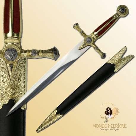 dague poignard franc macon franc maconnerie couteaux