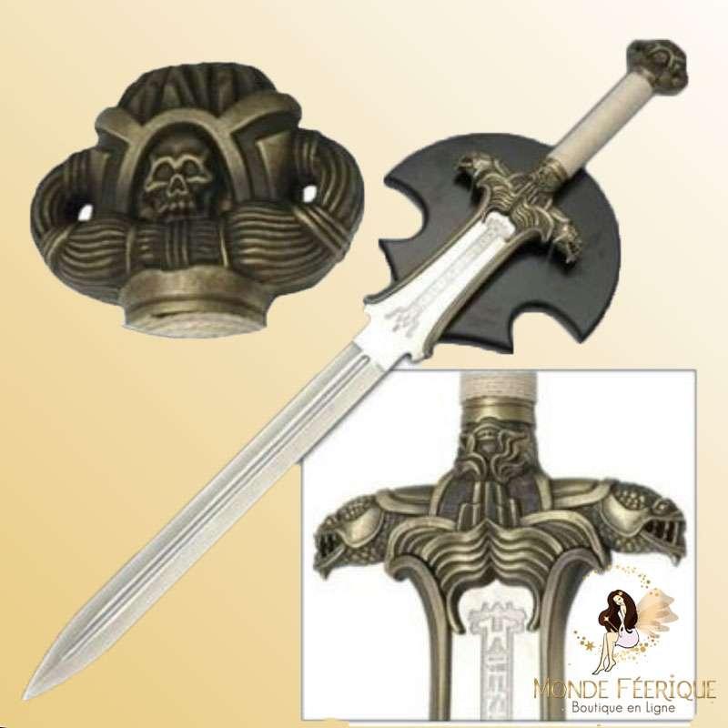 Epee Conan le Barbare