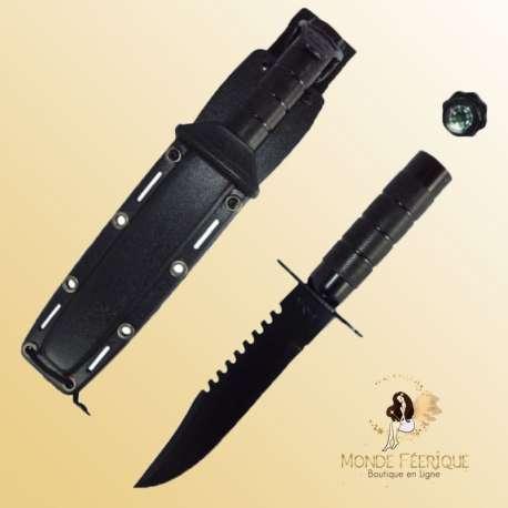 replique couteau chasse decoration