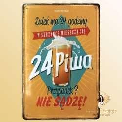 deco bières Plaque Metal Premium