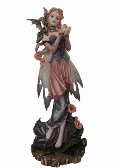 Figurine Fée Evanescente -- 21cm