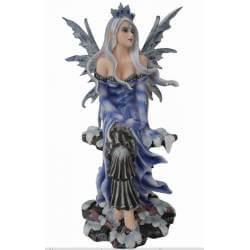 Figurine Fée Reine des Sommets -- 21cm