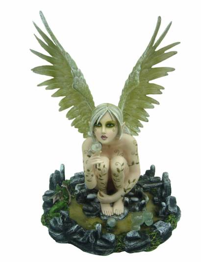 Figurine Fée des Secrets -- 33cm