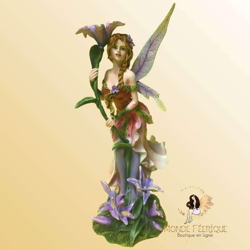 Figurine de fée Flowers