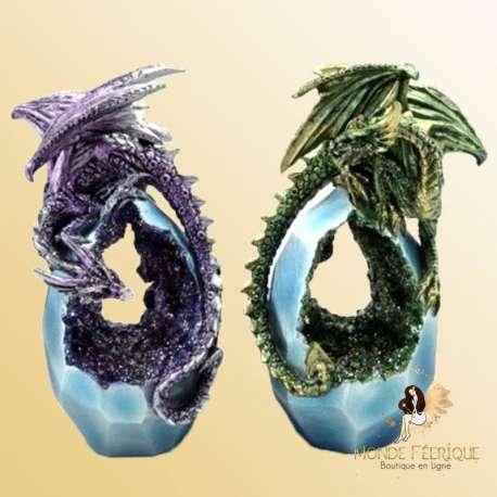 statue de dragons statuettes dragon