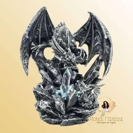 statuette de dragon