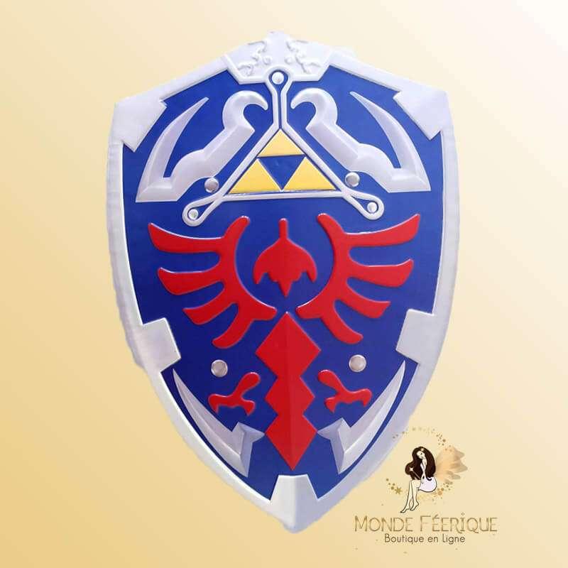 Bouclier Style Zelda Mural