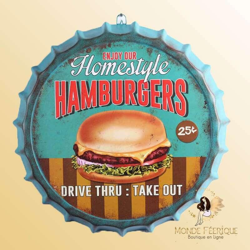 Capsule Burger HomeStyle