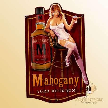 décoration whisky alcool vintage