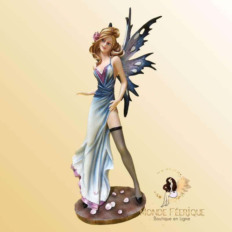 "Figurine Fee Grande ""Chipie"" -- 50cm"