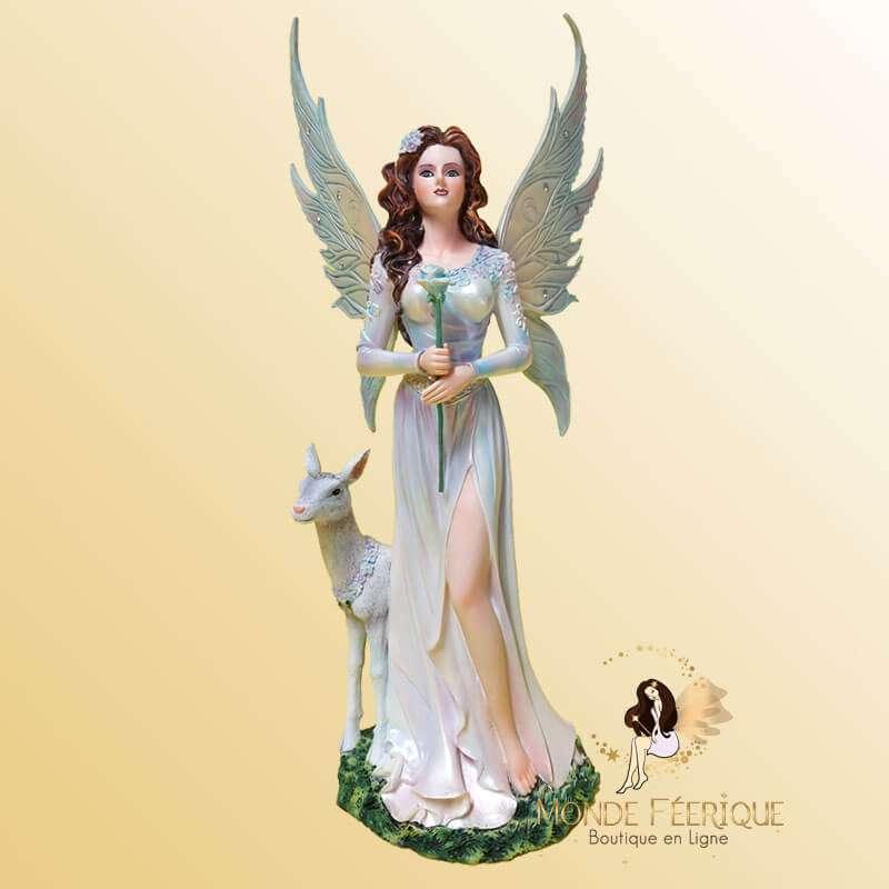 Grande Figurine Fee Oracle -- 42cm