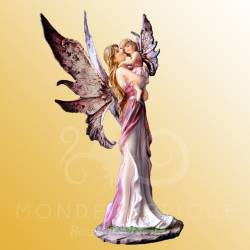 Acheter fee figurines fees statuette fee pour decoration ou cadeaux collection de fees - Grande figurine pere noel ...