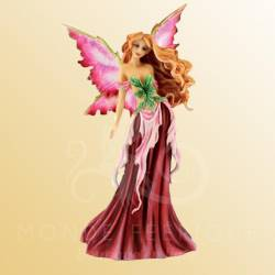 FIGURINE FEE REINE DU PRINTEMPS AMY BROWN