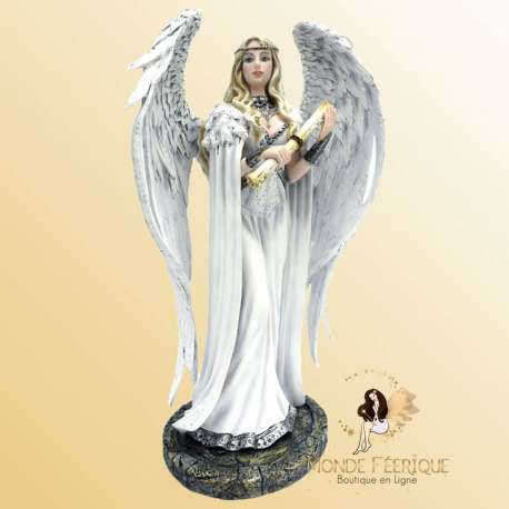 Statuette Fée blanche