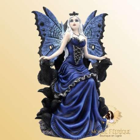 Statuette Fée Bleue
