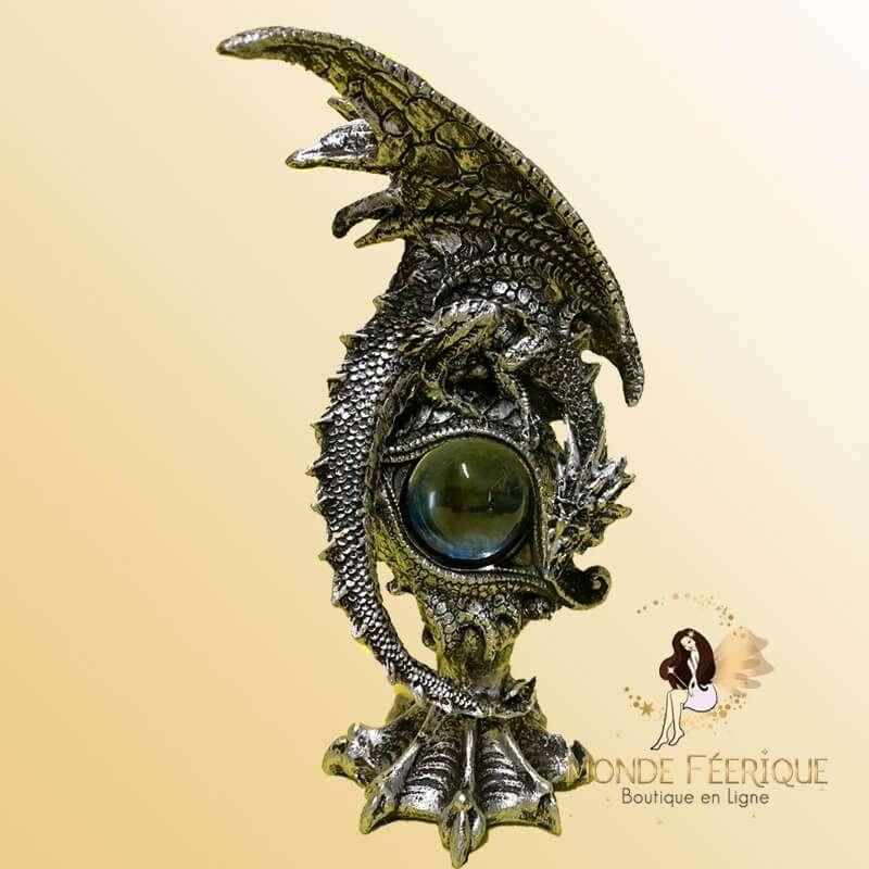 Statue Dragon Oeil Darka