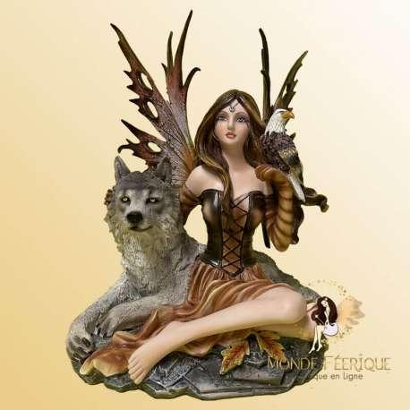 fée statuettes