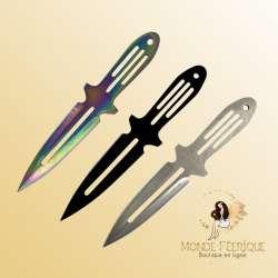 Set de 3 couteaux