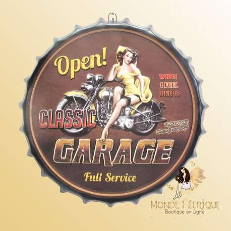 Capsule Open Classic Garage