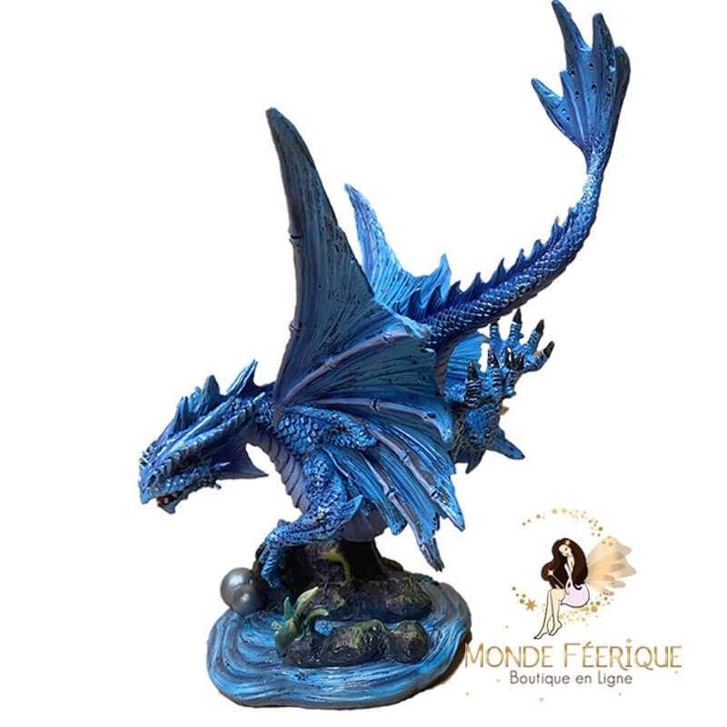 Statue Dragon l'envolée Anne Stokes