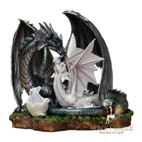 Statuette Dragons
