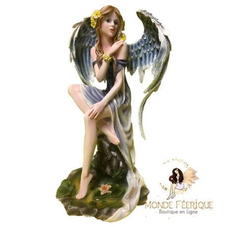 statue fée ange