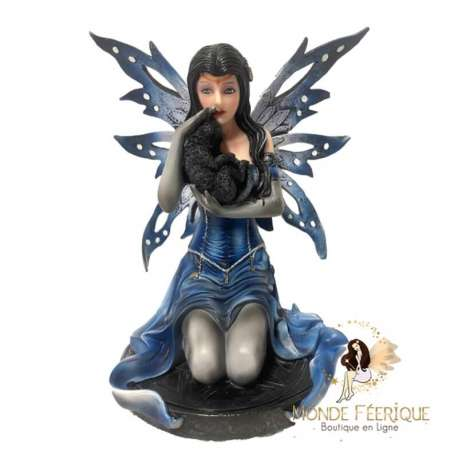 Figurine Fée CHATS