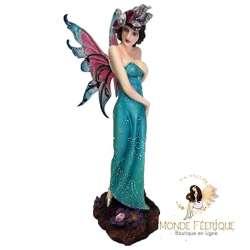 Statue Rétro Style Coquette -- 38cm