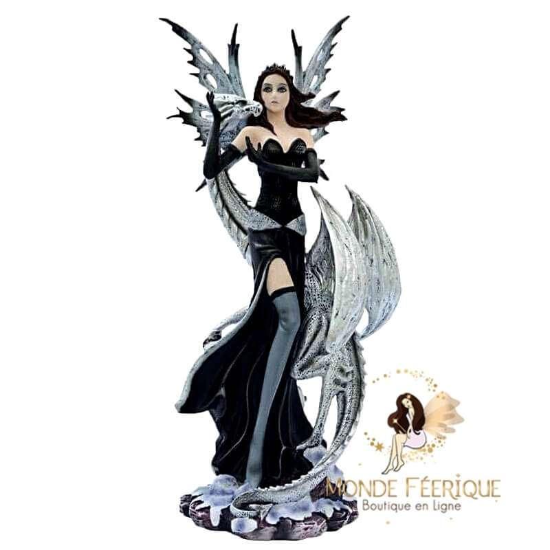 Figurine Fee Geante Charmeuse 27cm