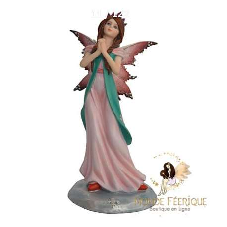 Figurine Fee Priant