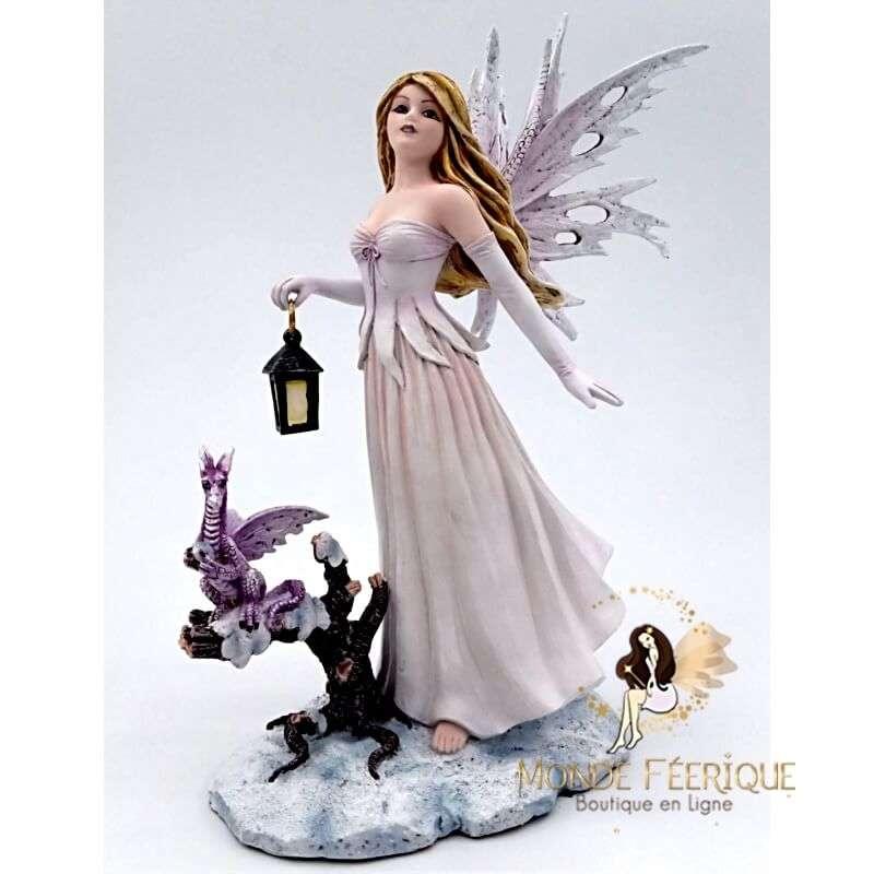 Figurine fée de l'aube