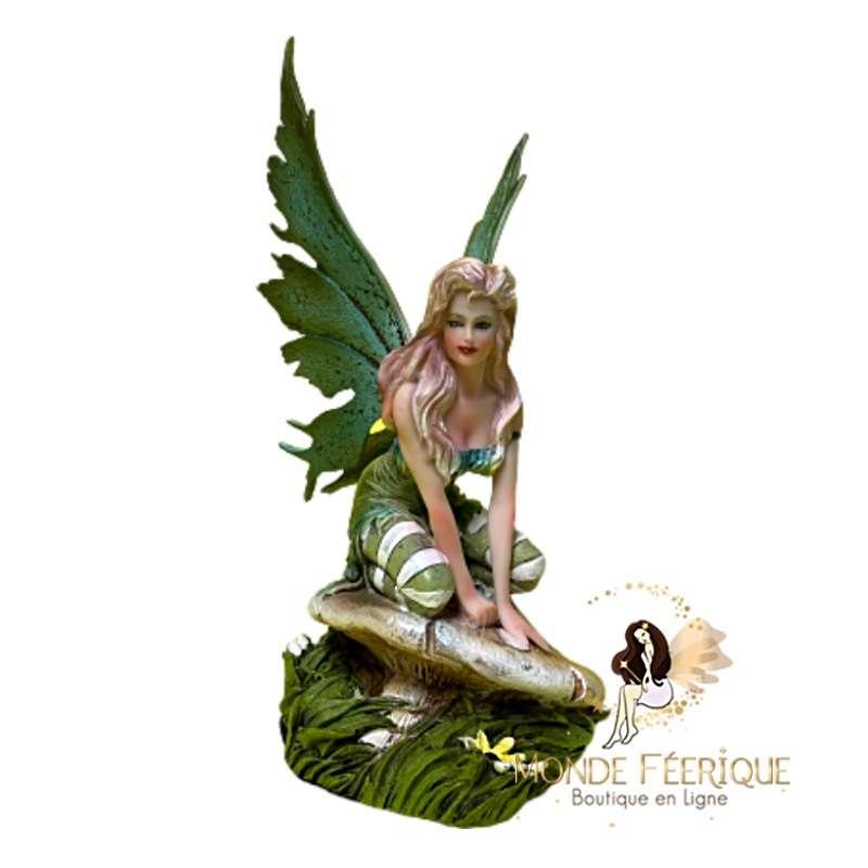 Statuette Fée Verdura 18cm