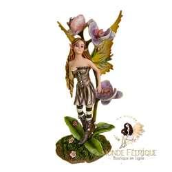 Figurine Elfe Flower