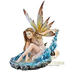 figurine de fee theme eau