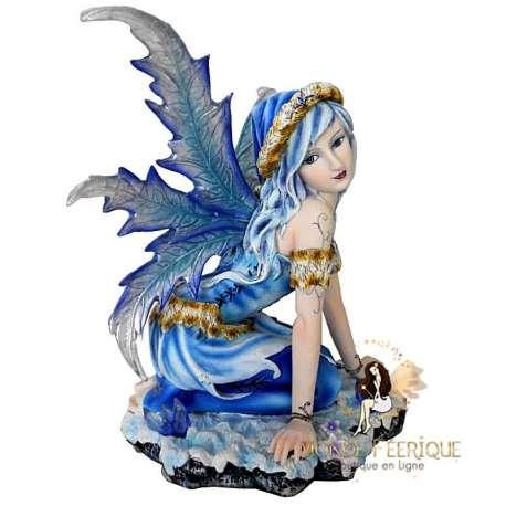 Figurine fee geante