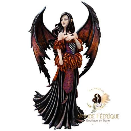 statuette fee gothique amy brown