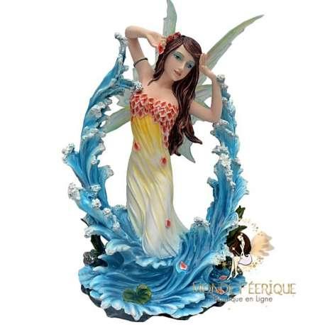 Figurine feerique ocean