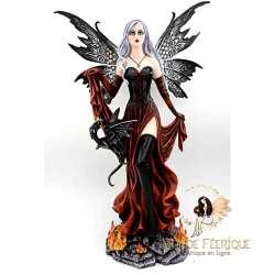 figurine feerique statuette de fée